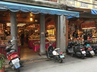 台北の霞海城隍廟