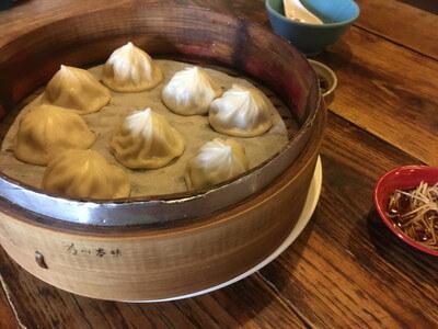 九份の中華料理屋