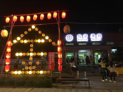 台湾の瑞芳駅