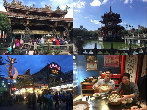 台北市内でお勧めの観光名所と穴場スポット