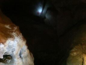 バンビエンの洞窟