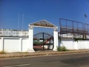 ビエンチャンの国立競技場