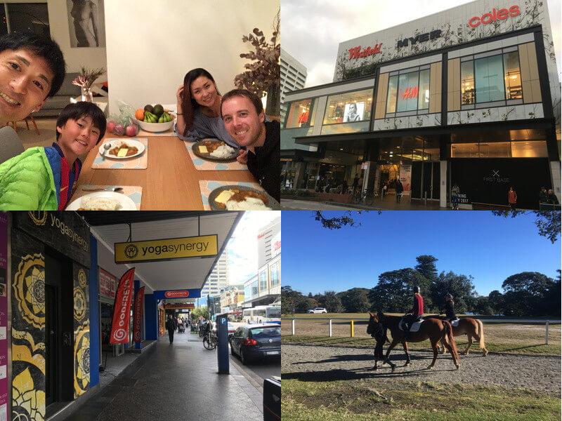 シドニーのホームステイ体験談