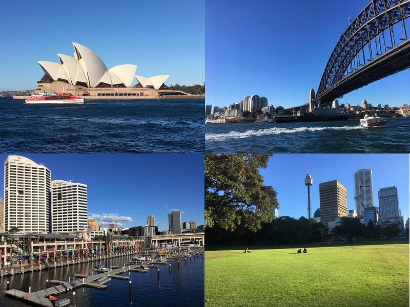 シドニーの観光名所