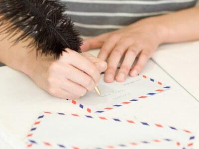 writeの意味と使い方&例文