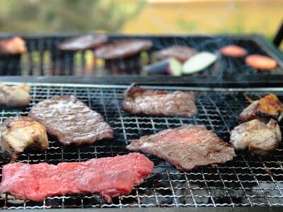 grillの例文と使い方