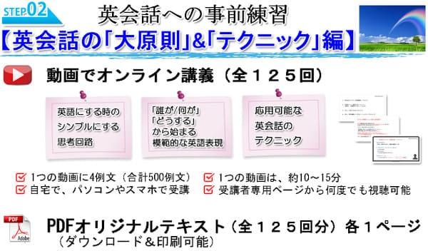 hiro式・オンライン英会話スクールのステップ2