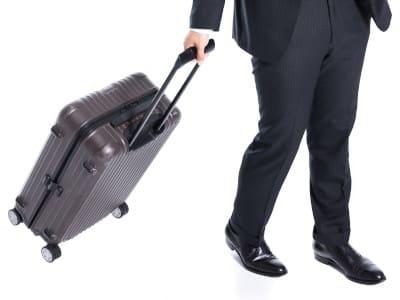 suitcaseの例文と使い方